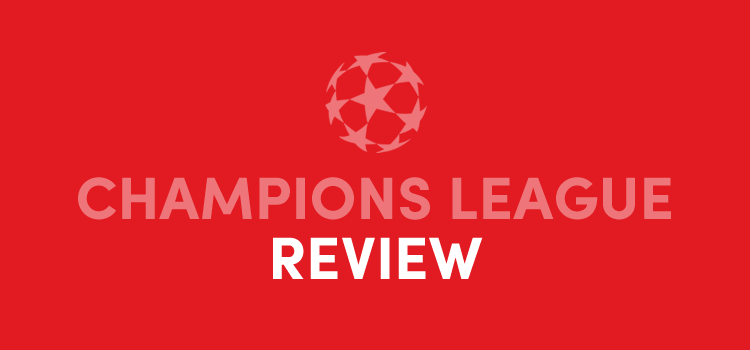Champions League Review Liverpool