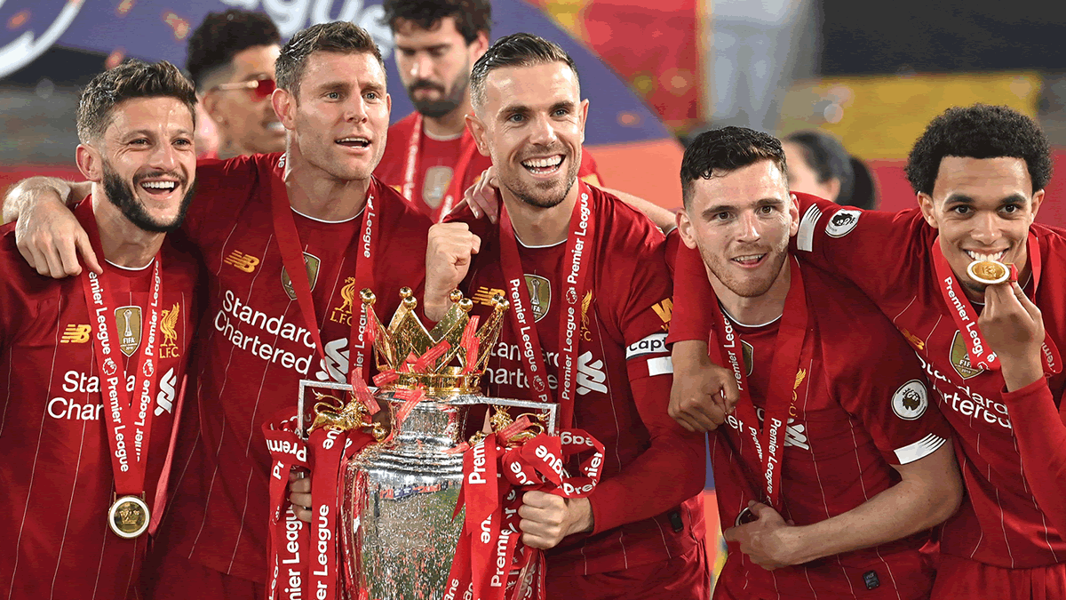 Liverpool Champions Premier League