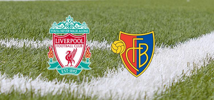 Liverpool Versus FC Basel
