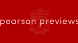 Pearson Previews Liverpool