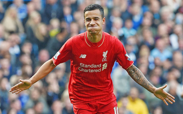Philippe CoutinhoPhilippe Coutinho