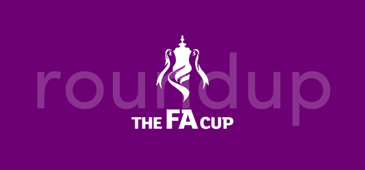 The FA Cup Roundup